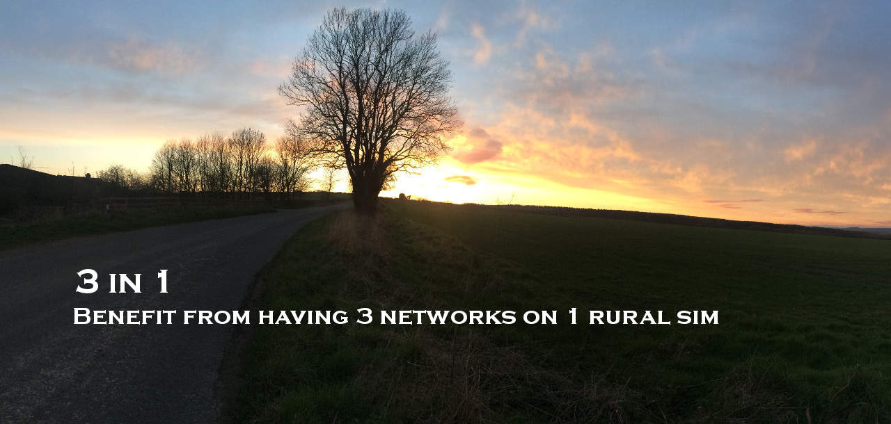 <p>Benefit from having 3 networks on 1 Rural SIM</p>